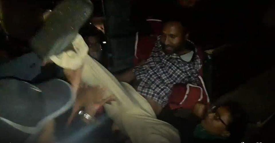 Journalist Maharjan released, rearrested