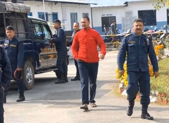 Journalist detained in Pokhara
