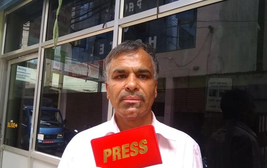 Journalist arrested from Kathmandu
